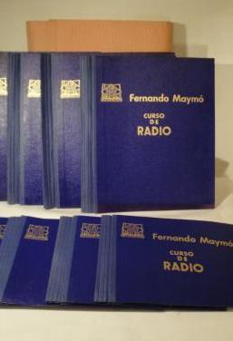 Carpetas curso radio maymó