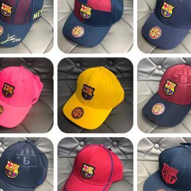 Gorras de equipos de fútbol