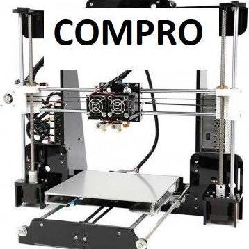 Impresoras 3d precintadas