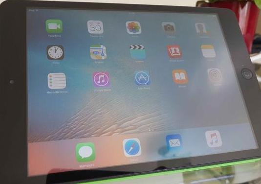 Ipad mini 16gb wi-fi negro 2012