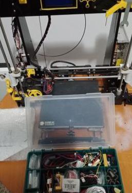 Impresora 3d anet a8 super completa