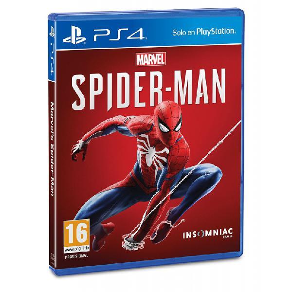 Marvel's Spider-Man PS4 (SP)
