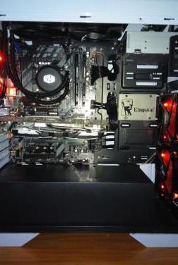 Ordenador intel core i3 8350k
