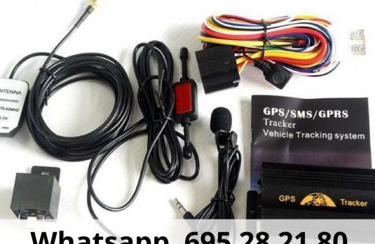 RASTREADOR LOCALIZADOR GPS Axuy