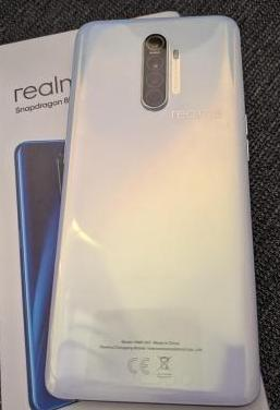 Realme x2 pro - 8 ram 128 gb ufs 3.0 blanco perla