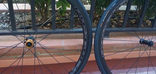 Ruedas bicicleta de carretera