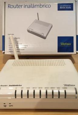 Router inalámbrico comtrend