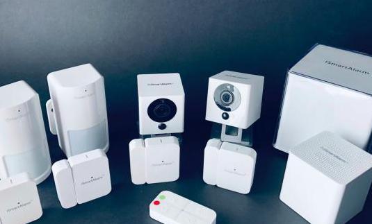 Sistema de seguridad y videovigilancia ismartalarm