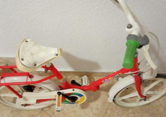 Bicicleta clásica bh en japi luc ,
