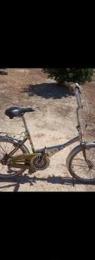Bicicleta clásica gil, repasar en general.