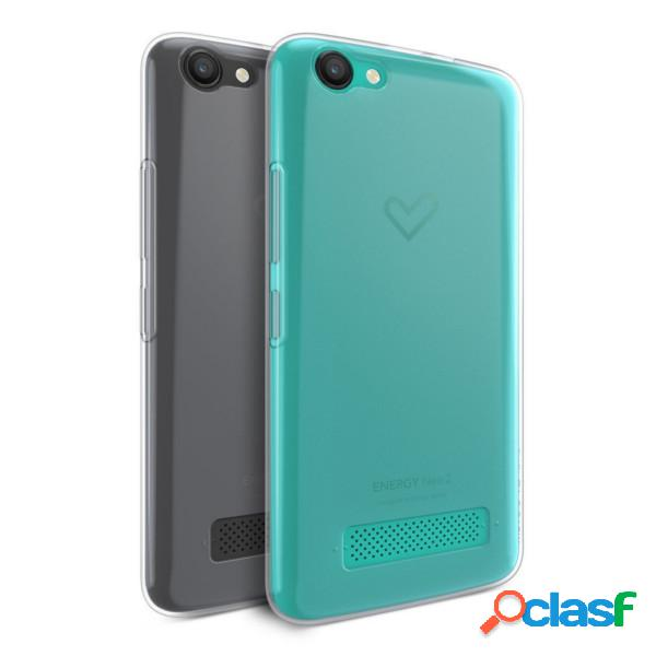 Funda energy phone case transparente para energy phone neo 2