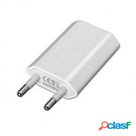 Apple adaptador de corriente usb 5w iphone