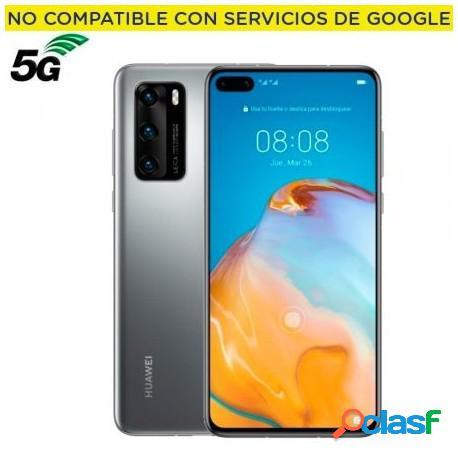 Huawei p40 5g 8/128gb plata libre