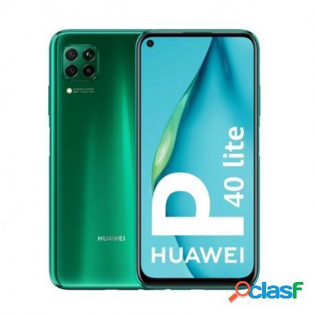 Huawei p40 lite 6/128gb crush green libre reacondicionado