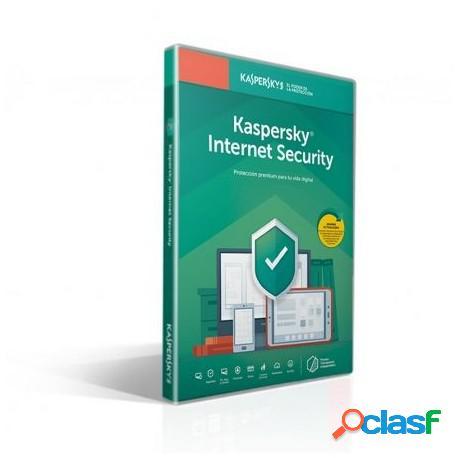 Kaspersky internet security 2019 1 dispositivo