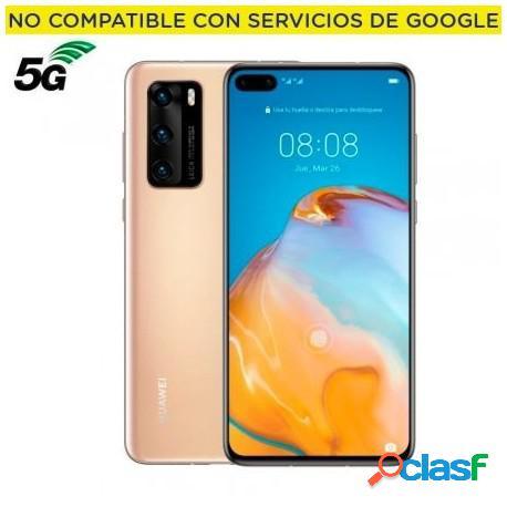 Huawei p40 5g 8/128gb dorado libre