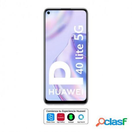 Huawei p40 lite 5g 6/128gb plata