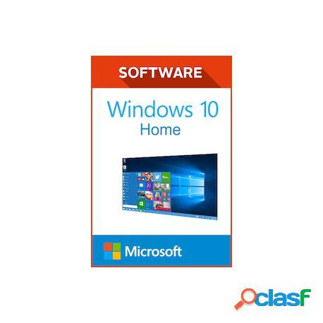 Windows 10 home (64-bit oem)