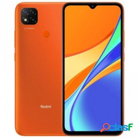 Xiaomi redmi 9c 3/64gb naranja libre