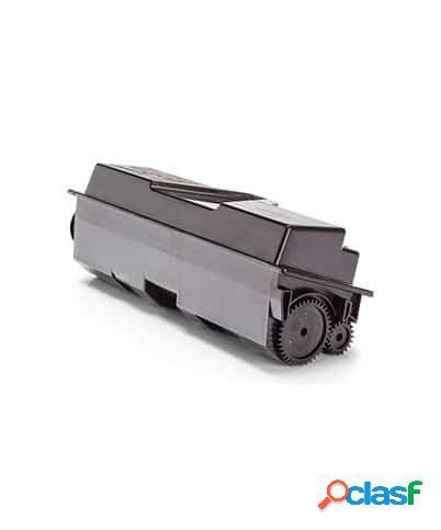 Tóner compatible kyocera tk160, color negro, 2500 pag