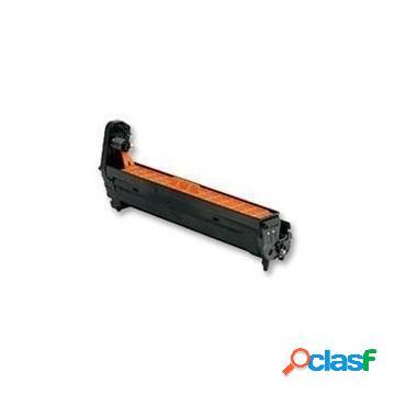 Tambor compatible oki c3300/c3400/c3450/c3600, color amarillo, 15000 pag