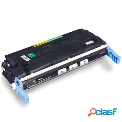 Tóner compatible hp c9720a/h641a, color negro, 9000 pag