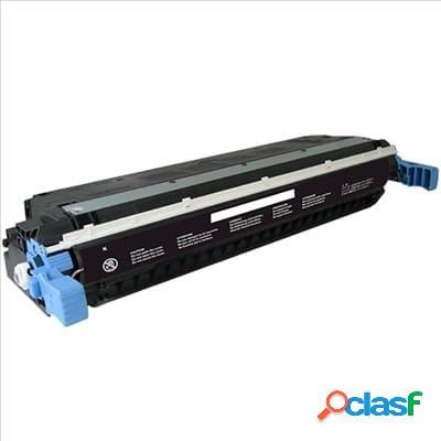 Tóner compatible hp c9730a/h645a, color negro, 13000 pag