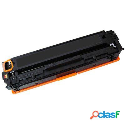 Tóner compatible hp cc530a/h530a, color negro, 3500 pag