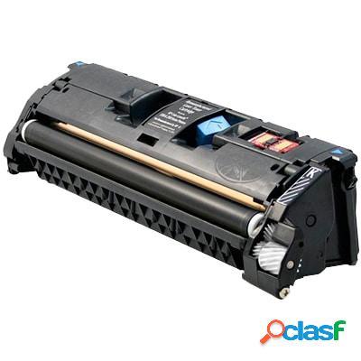Tóner compatible hp q3960a/122a, color negro, 5000 pag