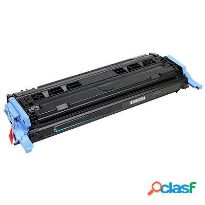 Tóner compatible hp q6000a, color negro, 2500 pag