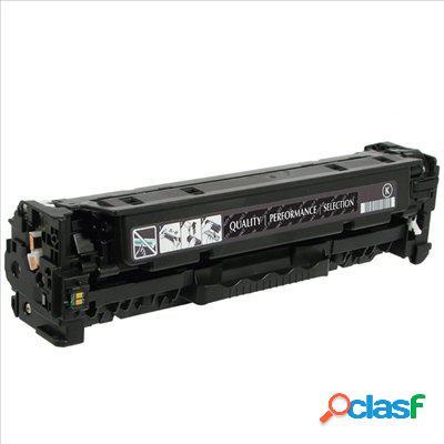 Tóner compatible hp cf410x, color negro, 6500 pag