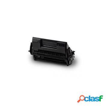 Tóner compatible oki 1279001/o710, color negro, 15000 pag