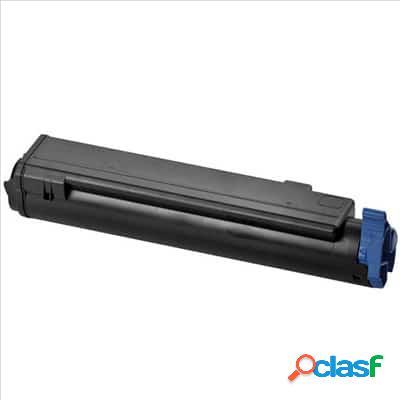 Tóner compatible oki b410/b430/b440, color negro, 3500 pag