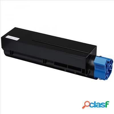 Tóner compatible oki b411/b431, color negro, 4000 pag