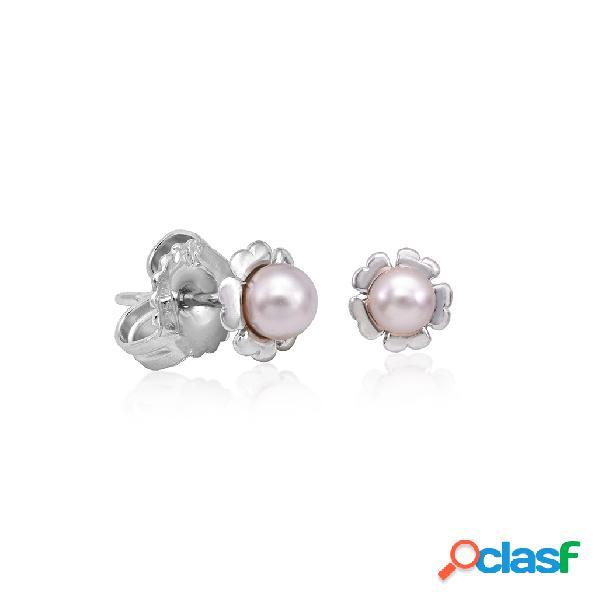 Pendientes cies de perla majorica