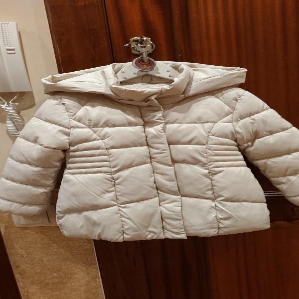 Abrigo mayoral 6 años