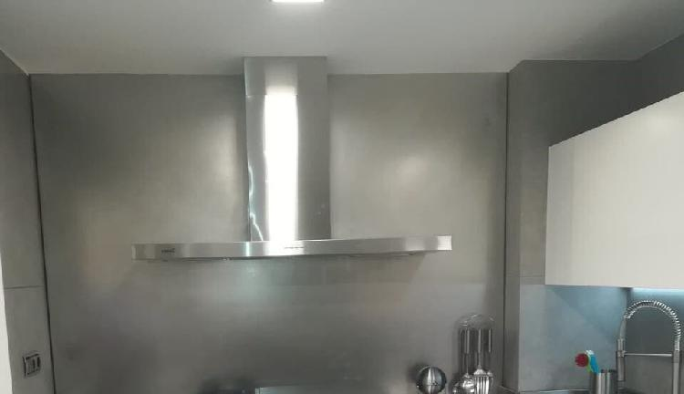 Campana cocina cata sigma 1200 inox