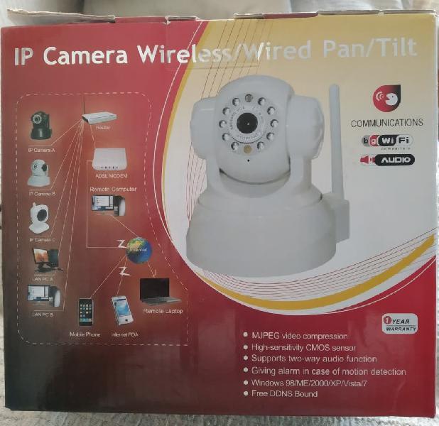 Cámara wifi ip