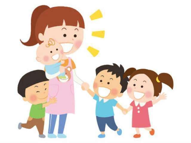 Educadora infantil, niñera, canguro, cuidadora