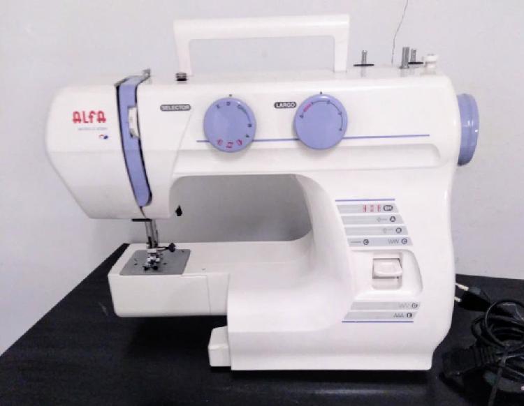 Ganga maquina coser