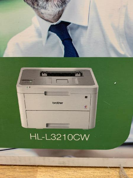 Impresora láser color wifi brother precintada