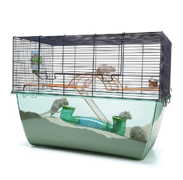 Jaula roedores savic habitat xl