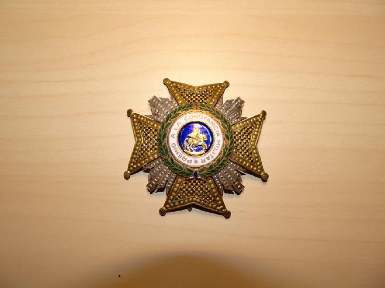 Medalla militar a la constancia
