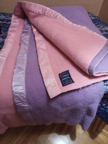 Manta lana grande