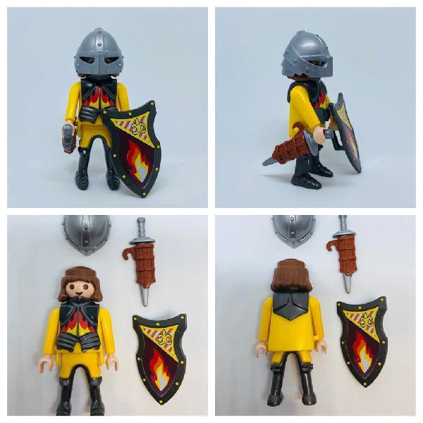 Medieval de playmobil