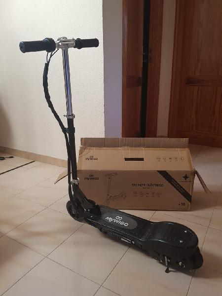 Patinete eléctrico scooter mywigo nuevo
