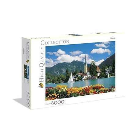 Puzzle clementoni 6000piezas paisaje