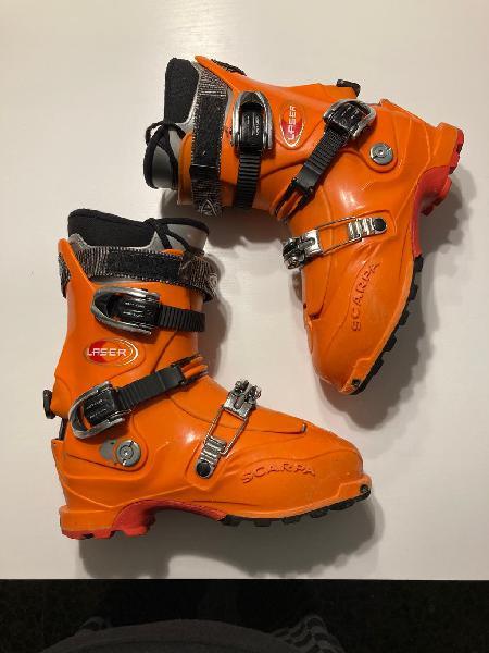 Scarpa laser botes esquí de muntanya