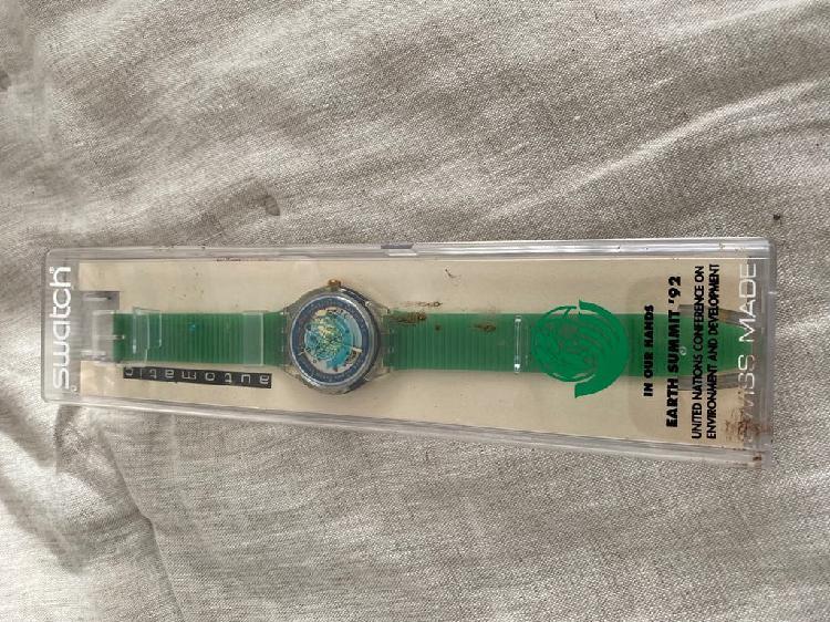 Swatch relojes de colección