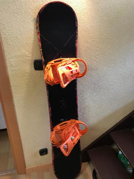 Tabla burton snow / snowboard custom x